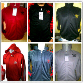 READYSTOCK Jaket Adidas Firebird, Bahan Polyster Original Quality