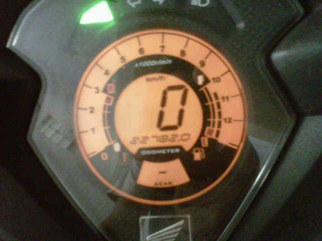 Jual Honda CS 1 Tahun 2009 Muluss!!