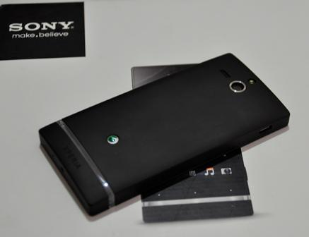 Sony Experia U Mulus & Garansi Panjang