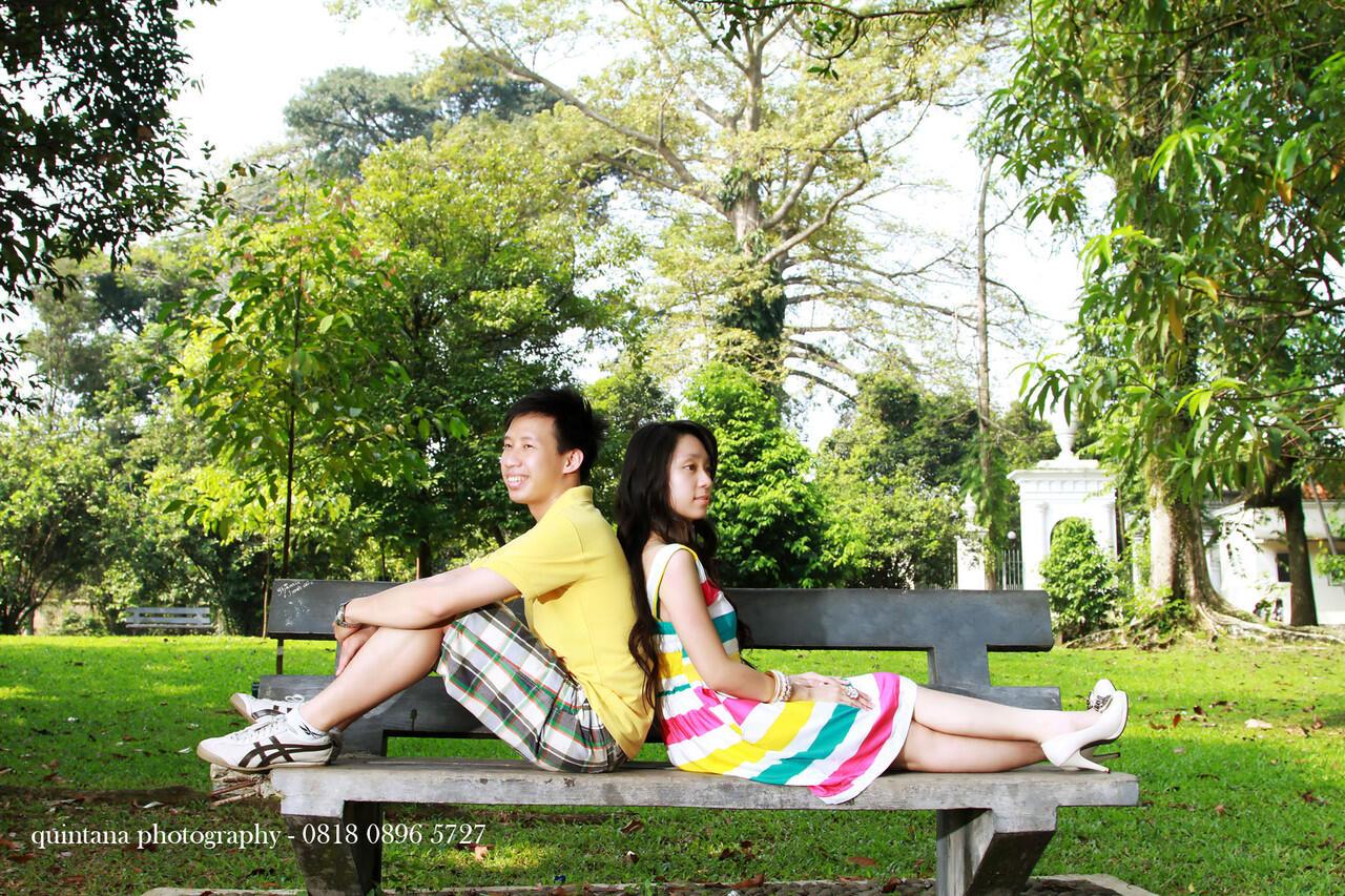 FOTO gratis prewedding