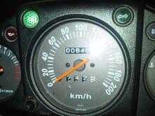 Kawasaki Ninja 250CC Th 2009 akhir, Sangat Istimewa (khusus pemakai)