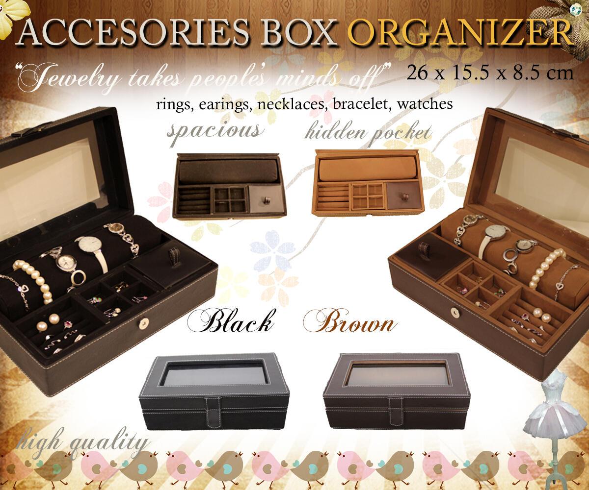 Accesories Box Organizer