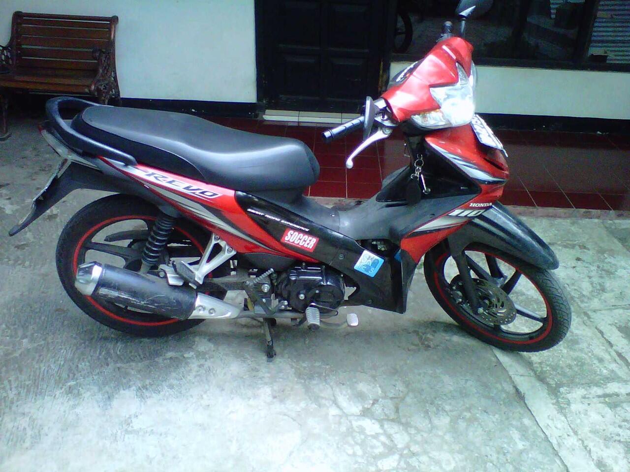 Honda Absolute Revo 2009 CW (murah)