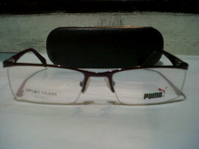 FRAME KACAMATA OPTIK - LUIS VUITTON, PUMA, FILA, RAYBAN, PLAYMOUSE