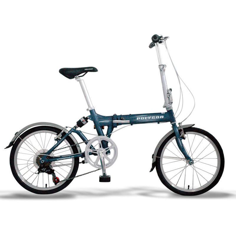 Sepeda Lipat Polygon Urbano 5.0 Folding Bike KASKUS ARCHIVE