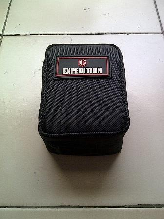 JUAL MURAH EXPEDITION 6318 BLACK