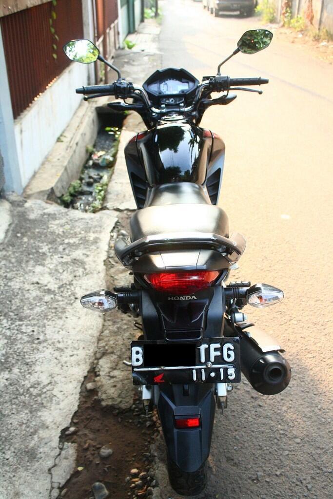 Honda New Mega Pro 2010