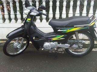 Dicari : Motor Honda Legenda 2003