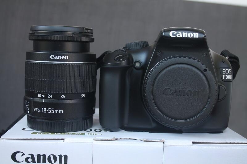 Canon EOS 1100D Kit muluss (sc 19xx)