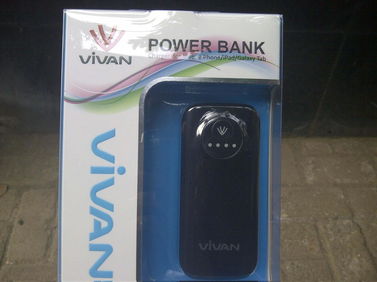 Termurah Sekaskus Vivan Powerbank Original X05 Portable Charger
