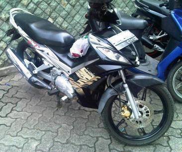 Jupi MX AT CW 2008 Jakarta