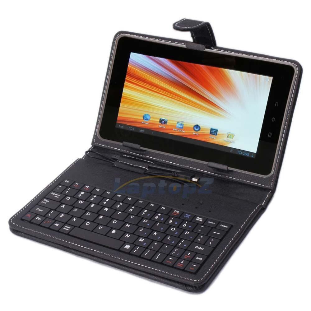 """100% BARU VIA 8650 ANDROID TABLET PHONE 7"""" (BISA TELPON & SMS) WIFI / WEBCAM"""