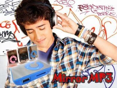 MP3 Music Player iMusic Mirror Clip Harga Spesial cuma 27.500 aja gan!