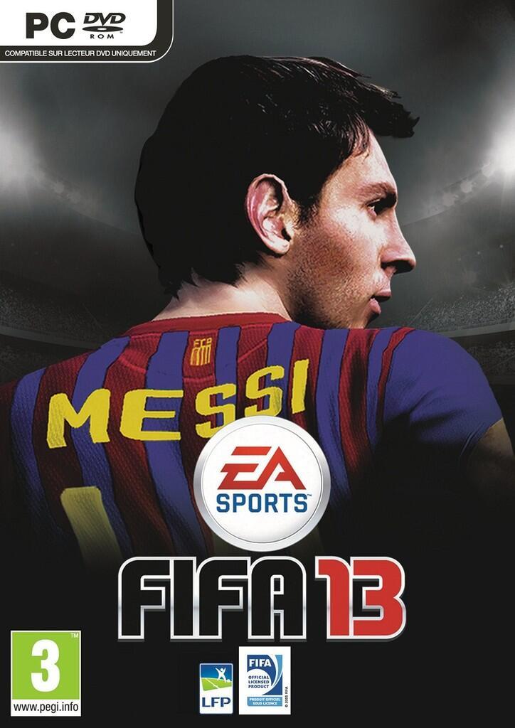 GAME PC FIFA 2013