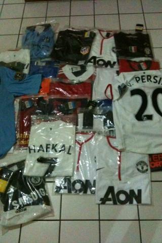 Ready Stock jersey Grade Ori Bandung ! reseller welcome update stock