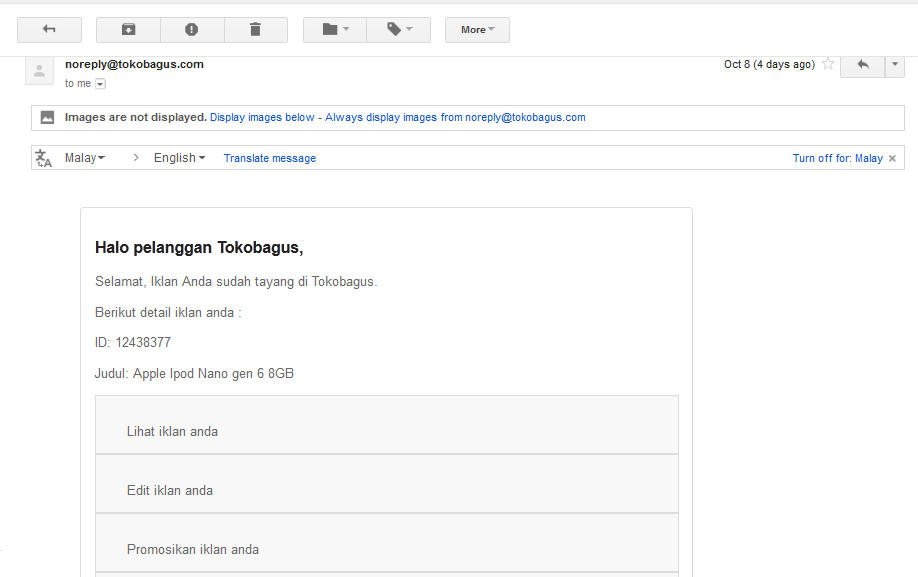 Kecurangan Tokobagus.com