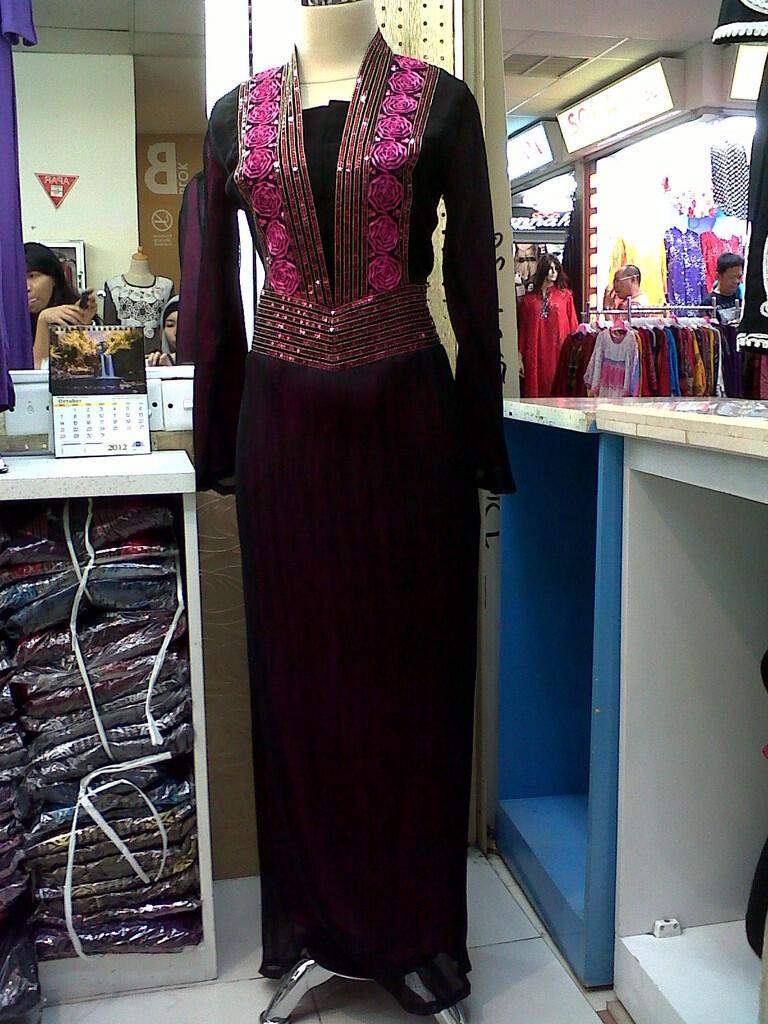 gamis dan dress cantik murah