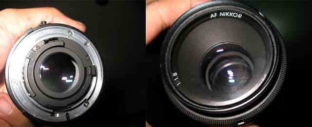 WTS - Nikkor Af 50mm F/1.8