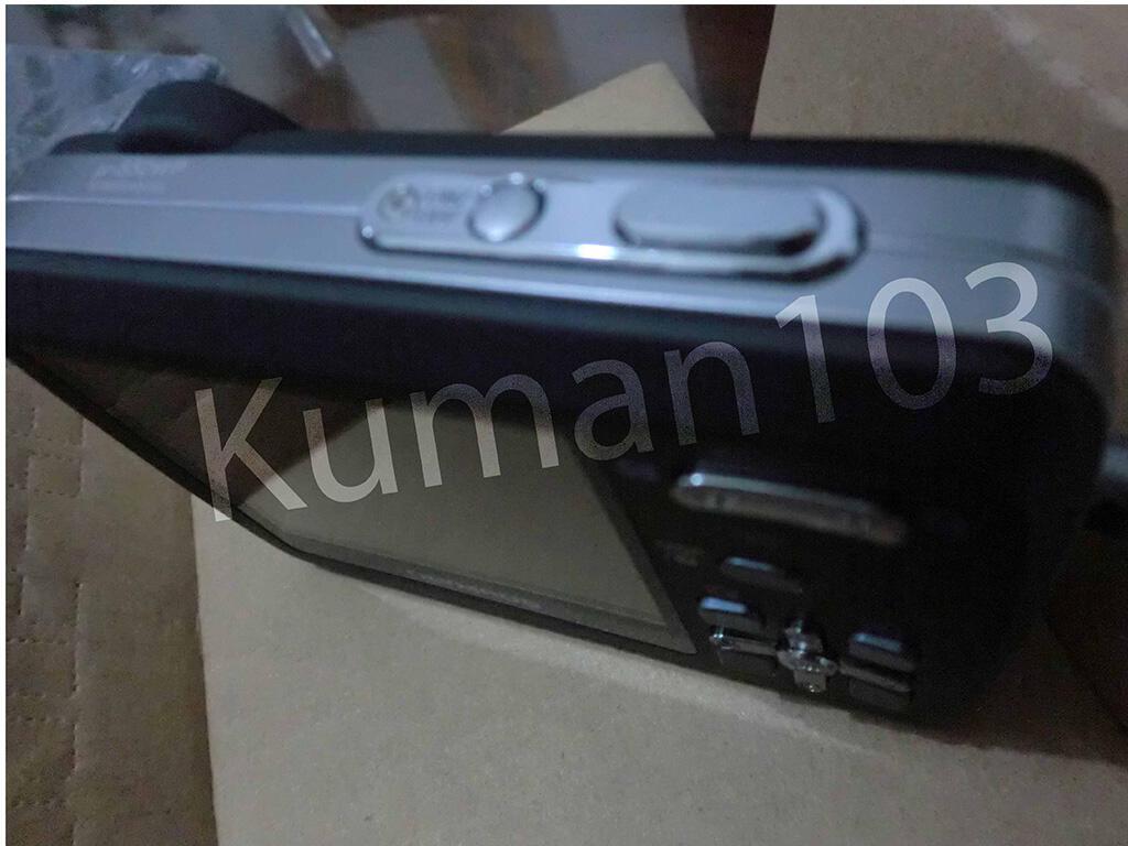 Murah Meriah Kamera Digital Olympus Stylus-550WP Black-Water Resistant
