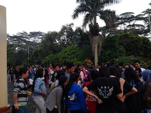 Undangan Event Flashmob Pontianak 241 Tahun
