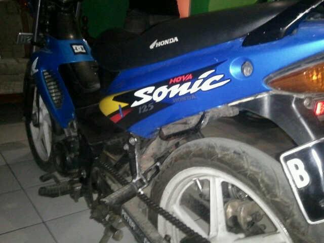 Dijual Motor Honda Nova Sonic