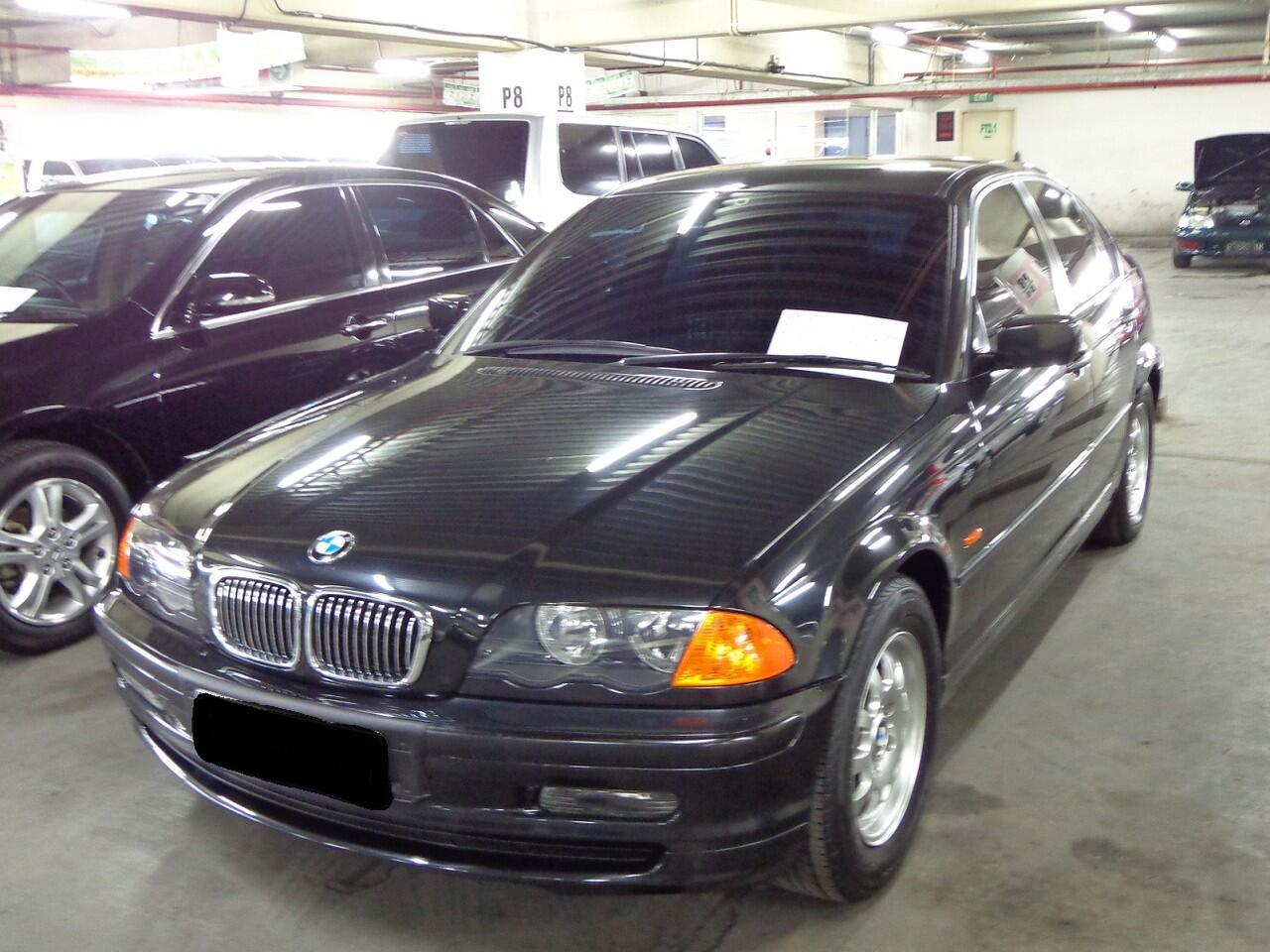 BMW 318i Th. 2000