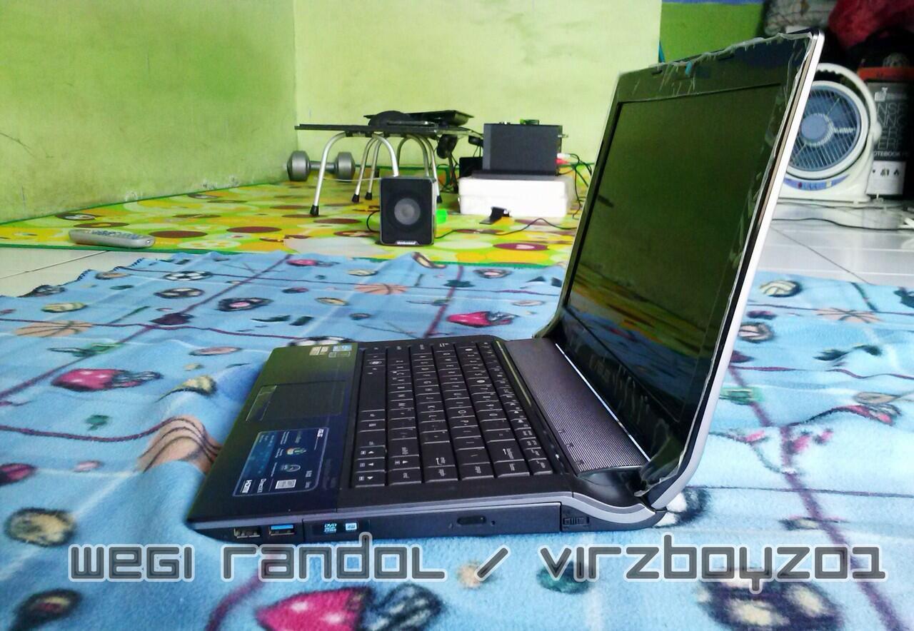 Laptop ASUS N43SM-VX012D /core i5/VGA 2GB/RAM 4GB/750GB [GAMING & MULTIMEDIA] MURAH!