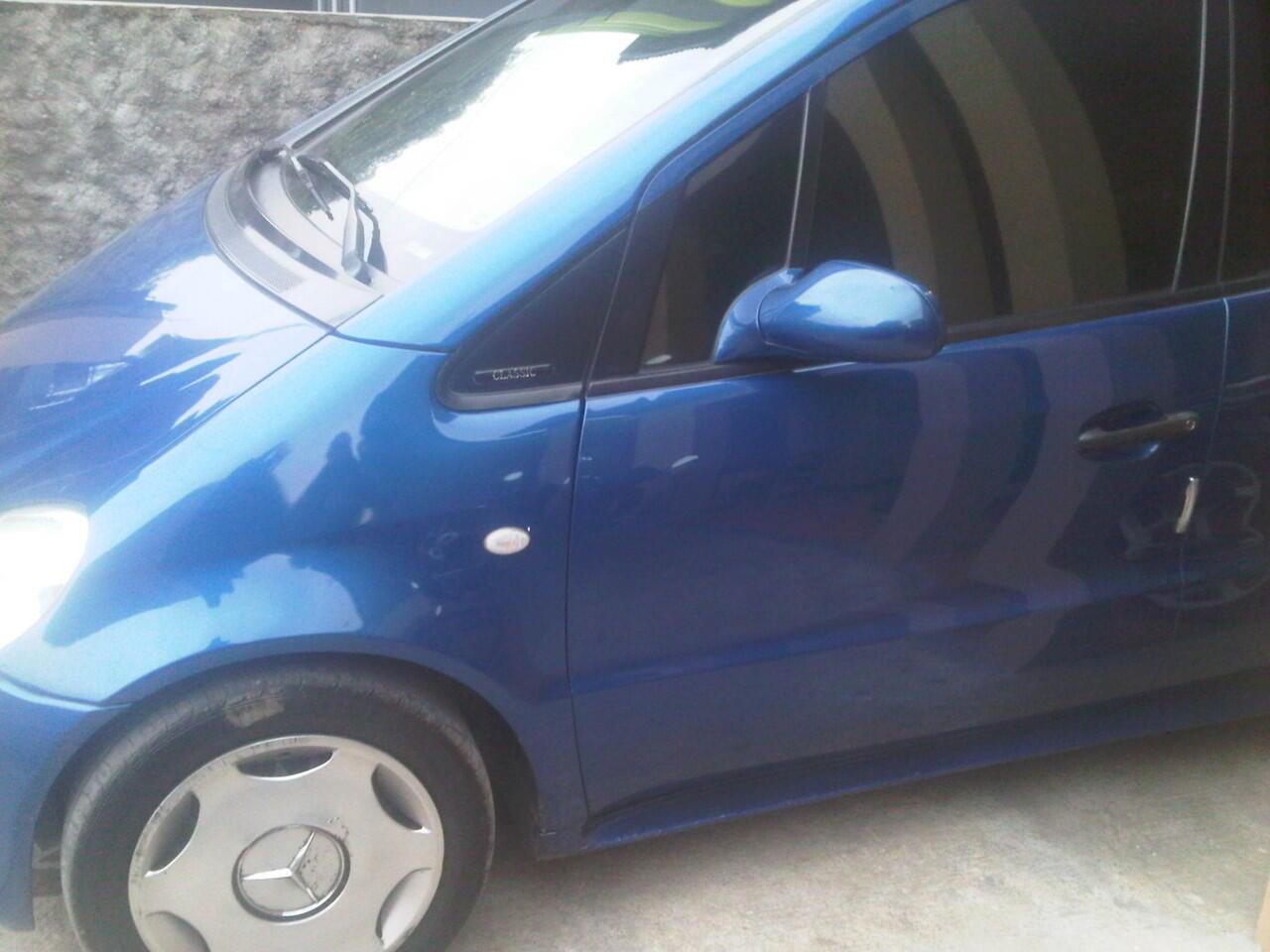 Mercrdes Benz A140 Semarang