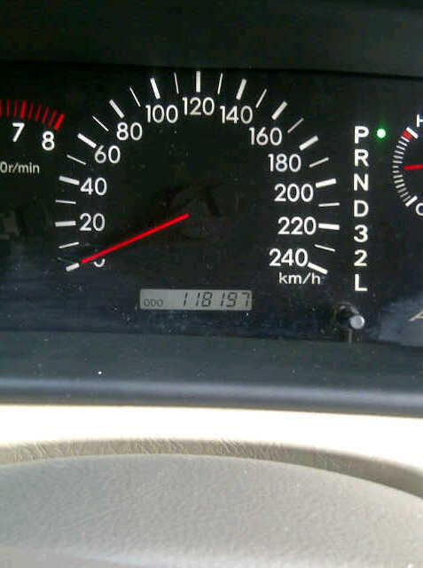 Toyota Corolla Altis 1.8 G th 2004 (eks wanita)