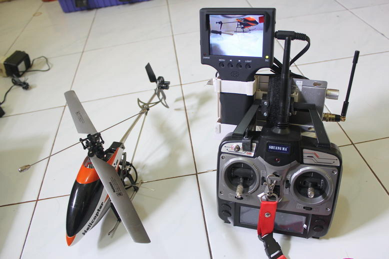 ☀[Share] Electric R/C Helicopter ☀ - Part 5
