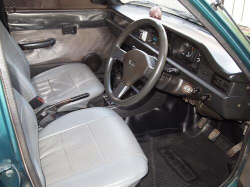 mazda vantrend 95 power steering