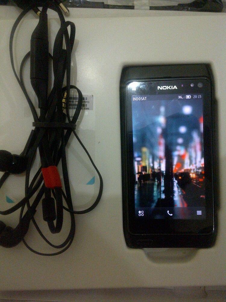 Nokia N8 Jogja