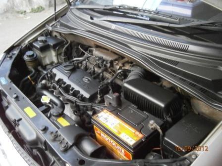 Hyundai Getz 2004 Tgn 1 dr baru