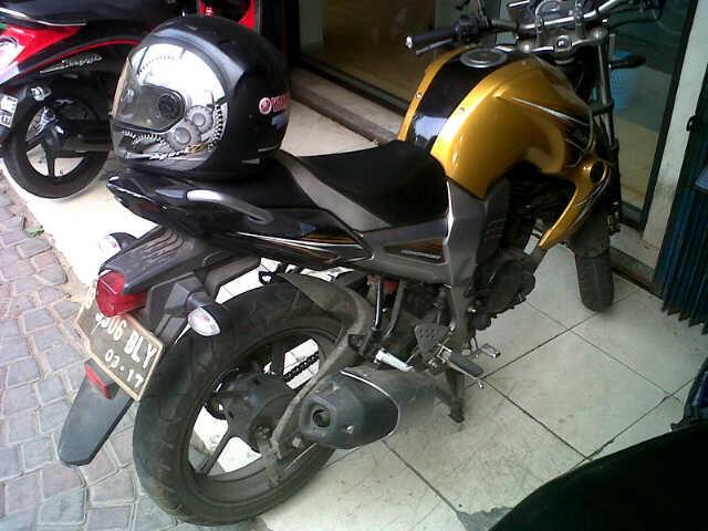 Yamaha Byson Gold