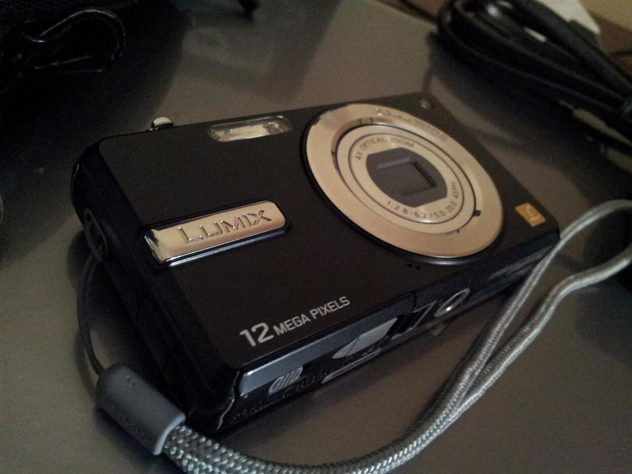 Sambil G4L4u mau jual Seken mulussssssssssss Panasonic lumix F3