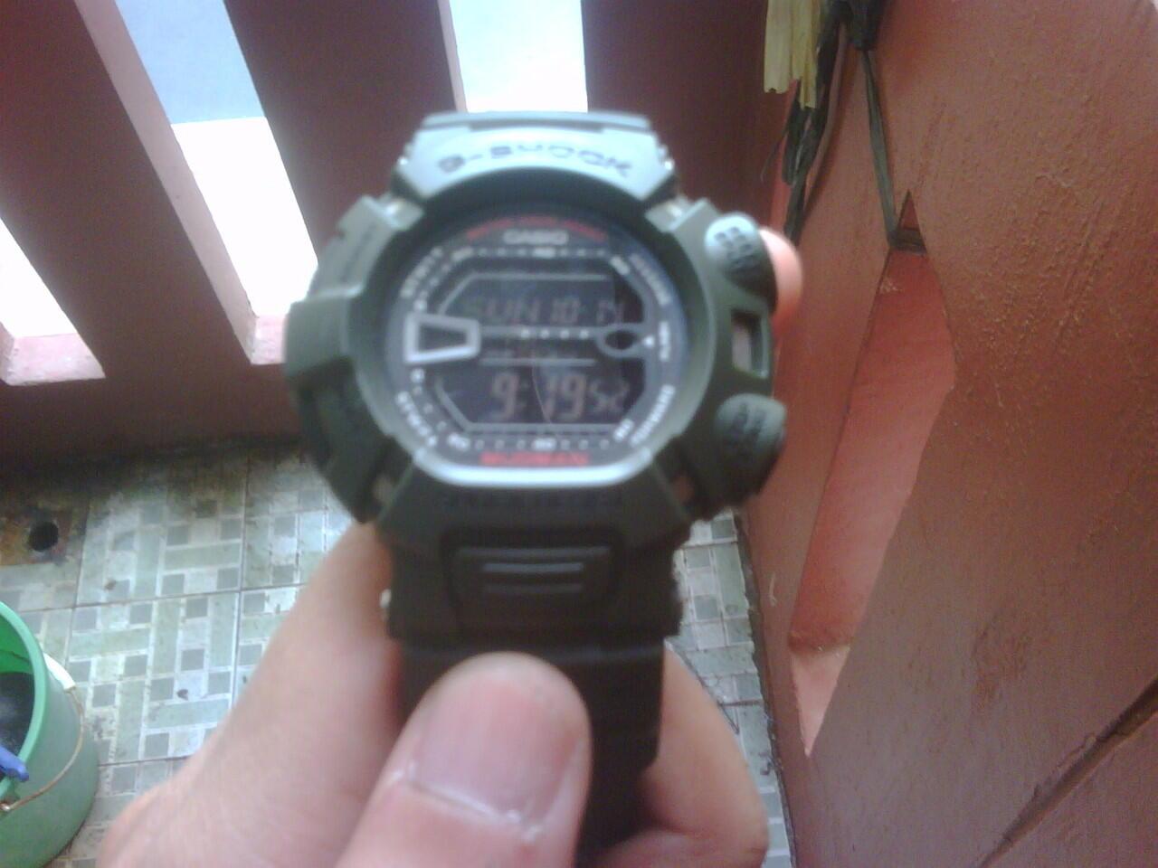 WTS GSHOCK G9000 MudMan Series
