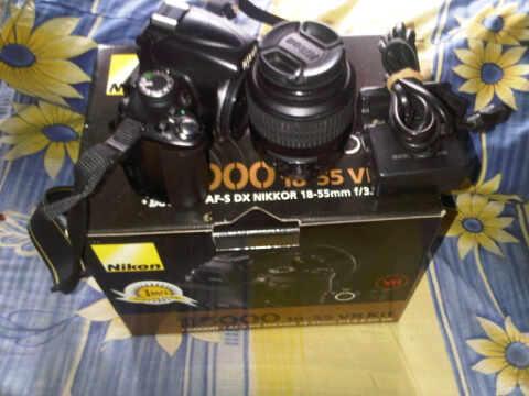 Nikon D5000 [Bandung]