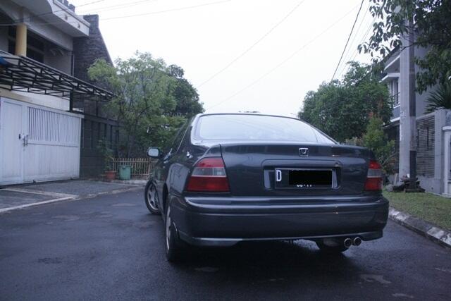 Honda Accord Cielo 1994 / MT / Abu Metalik / Bandung