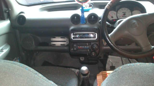 [WTS] Jual Santai.. Hyundai Atoz 1000cc thn 2003, warna Biru Metalic Body Kaleng 95%