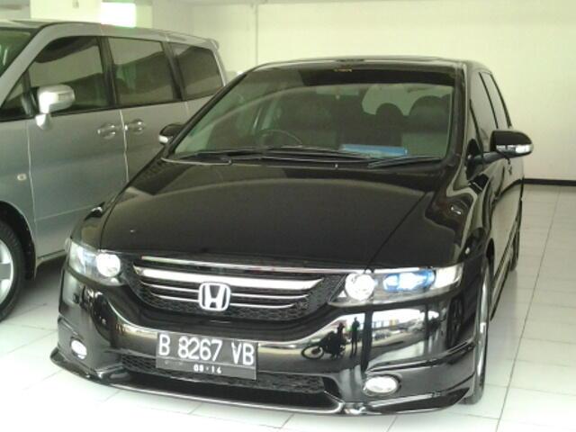 Wts Honda Odyssey absolute full option 2004 Black