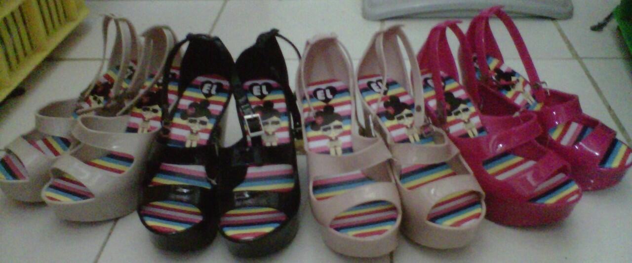 Jual Sepatu Jelly