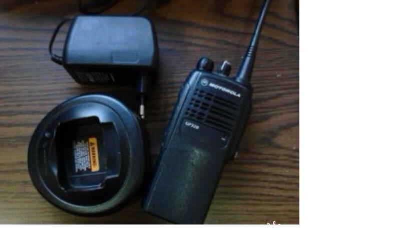 Handy Talkie (HT) Motorola