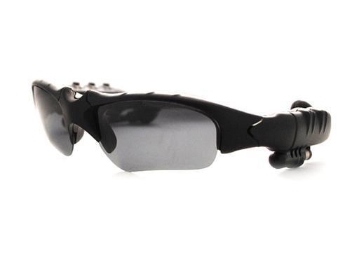 Kacamata MP3 2GB (Black)