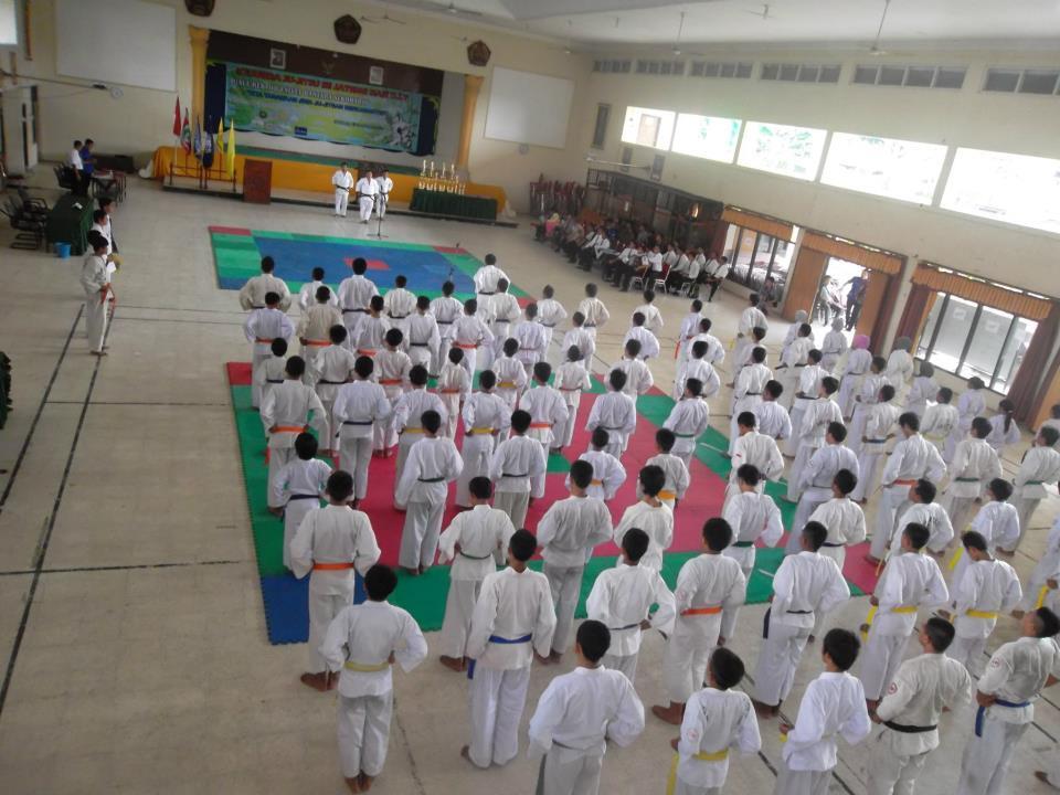 Open Recruitment UKM JU-JITSU AKATEL PURWOKERTO