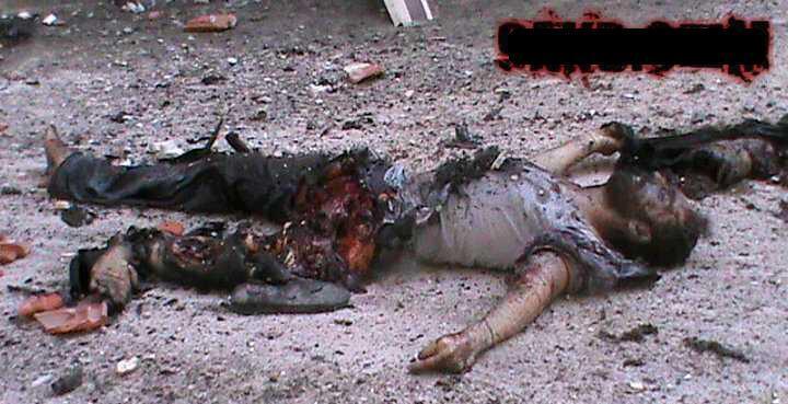 Syria: Death/Destruction