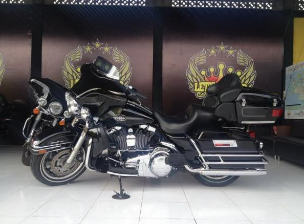 HARLEY DAVIDSON ULTRA CLASSIC 2008 ABS || Let's Motor