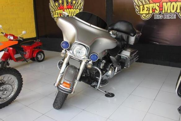 HARLEY DAVIDSON ULTRA CLASSIC 2009 || Let's Motor
