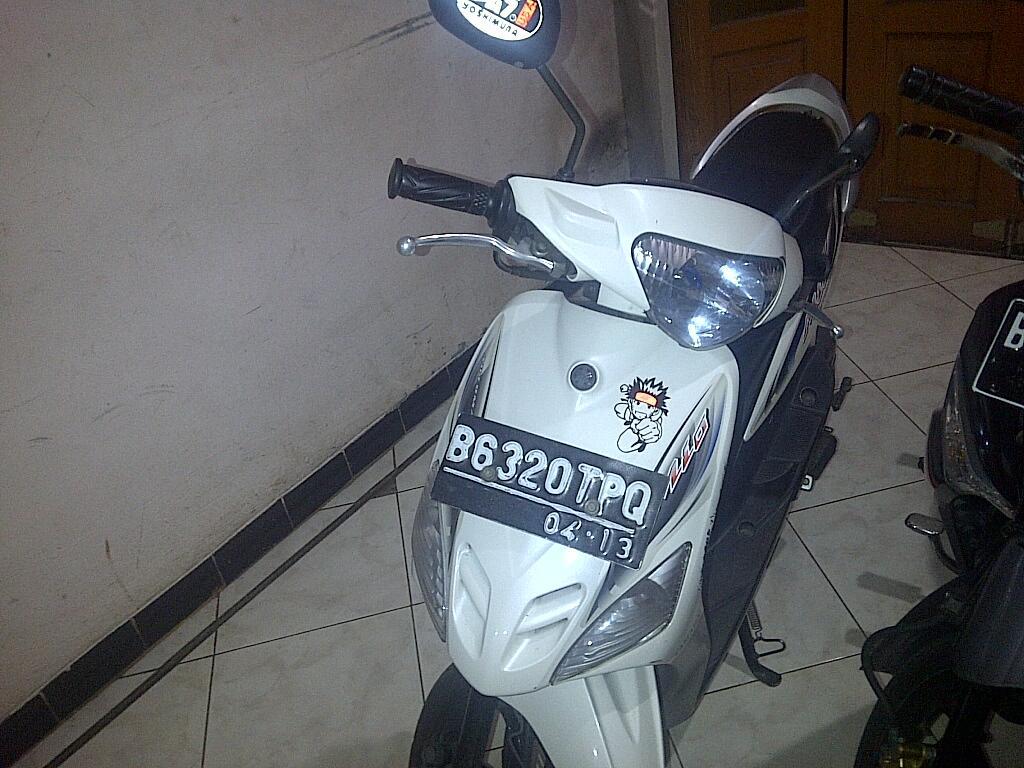 Jual Motor Mio Sporty 2008