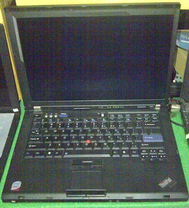 IBM Thinkpad R61i core2duo 14in widescreen mulus spek tinggi