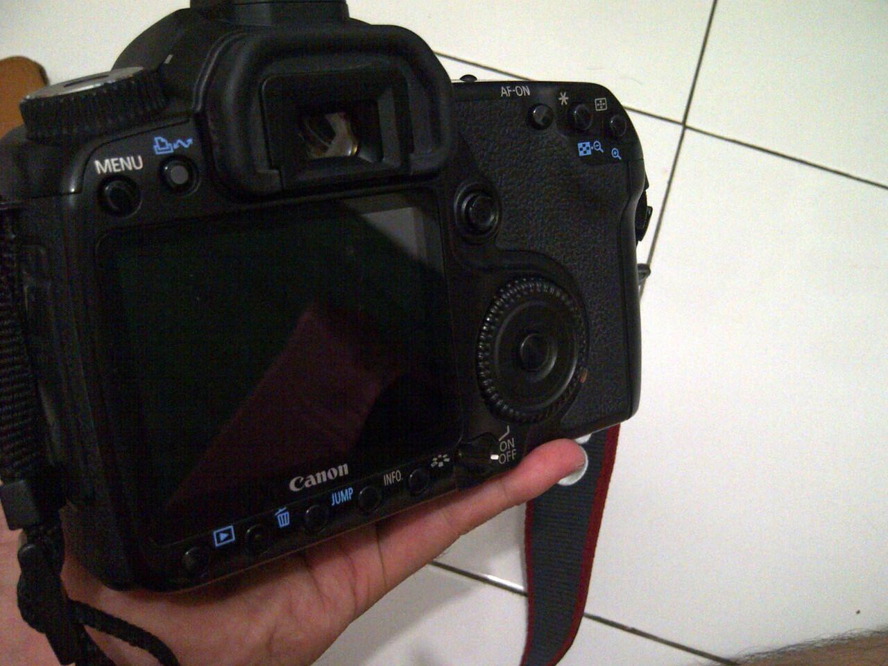 JUAL CANON 40D kit 18-55mm Bandung Murah Barang Bagus